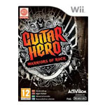 Wii游戏吉他英雄6 摇滚战士 游戏软件/Wii游戏