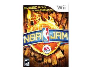 Wii游戏NBA Jam图片