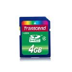创见SDHC Class 4(4GB) 闪存卡/创见