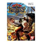 Wii游戏席德梅尔的海盗 游戏软件/Wii游戏