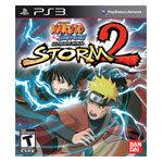 PS3游戏火影忍者 疾风传 究极风暴2 游戏软件/PS3游戏