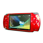 誉拓HD808掌机王(8G,红色) 游戏机/誉拓