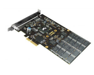 Toshiba饥饿鲨 120GB PCI-E RevoDrive (OCZSSDPX-1RVD0120)图片