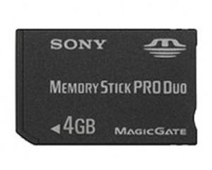 索尼PRO Duo(4GB)图片