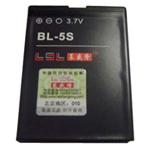 莱盛隆原装珍品系列诺基亚BL-5S 电池/莱盛隆