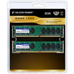 广颖电通4GB DDR3 1333(SP004GBLTU133S21)套装 内存/广颖电通