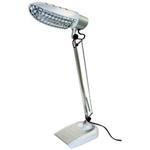 飛利浦悅翔單臂防眩光護眼臺燈FDS666(白色) 照明燈具/飛利浦
