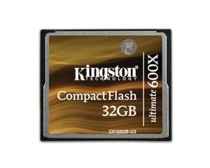 金士顿CF卡 600X(32GB)图片