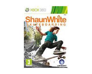 Xbox360游戏肖恩怀特滑板图片