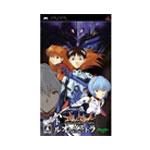 PSP游戏新世纪福音战士 战斗弦乐 游戏软件/PSP游戏