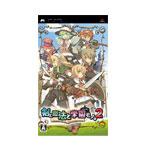 PSP游戏剑与魔法与学院2 游戏软件/PSP游戏