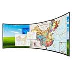 清华紫光DLP大屏幕显示系统(50