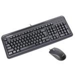 多彩防水高手II键鼠套装(P+P) 键鼠套装/多彩