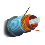 AMP 室外用铠装型光缆1-1664168-5 光纤线缆/AMP