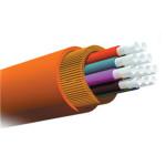 AMP 室内单模紧套管型光缆1664042-6 光纤线缆/AMP
