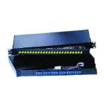 威图12口光纤配线架带理线盒(FF-WB-12A) 光纤线缆/威图