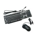 戴尔 SK-8115+MOC5UO键鼠套装 键鼠套装/戴尔