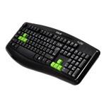 宜博EKM046BK PS2 键盘/宜博