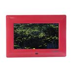 海尔DPF-705A(红) 数码相框/海尔