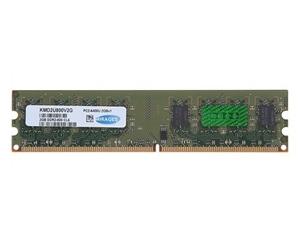 幻影金条2GB DDR2 800 台式机内存(KMD2U800V2G)图片