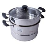 美的 MF-GZ26E2双层蒸锅 炊具/美的