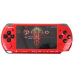 索尼PSP-3000 红黑双色限量版 游戏机/索尼