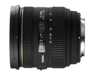 适马24-70mm f/2.8 EX DG HSM(尼康卡口)图片