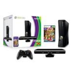 微软Xbox360 slim Kinect套装(320GB) 游戏机/微软