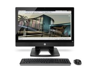 惠普Z1(Xeon E3-1245/8GB/1TB/1000M)图片