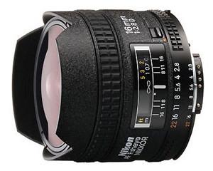 尼康AF 16mm F2.8D 鱼眼图片