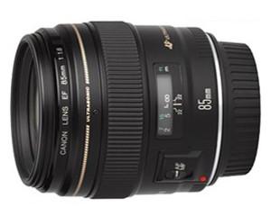 佳能EF 85mm f/1.8 USM图片