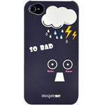 迪思拜尔iPhone4/4S 心情系列Monday超薄保护套 苹果配件/迪思拜尔