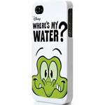 迪士尼IPH4030606WD 鳄鱼爱洗澡大头(白色) 苹果配件/迪士尼