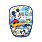 迪士尼SBD-196(蓝)淘气米奇护腕鼠标垫 鼠标垫/迪士尼