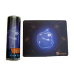 MUSTANG 苹果系列鼠标垫(蓝色) 鼠标垫/MUSTANG