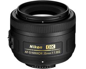 尼康AF-S DX 尼克尔 35mm f/1.8G图片