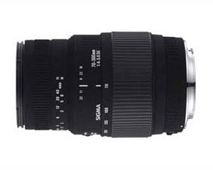 适马70-300mm f/4-5.6 DG MACRO(尼康卡口)图片