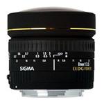 适马8mm F3.5 EX DG CIRCULAR FISHEYE(佳能卡口) 镜头&滤镜/适马