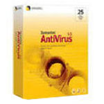 赛门铁克Symantec 防病毒中小企业版9.0 (50-99用户) 安防杀毒/赛门铁克