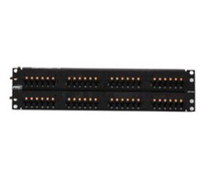 AMP 12口光纤配线架图片
