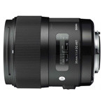 适马35mm f/1.4 DG HSM 镜头&滤镜/适马
