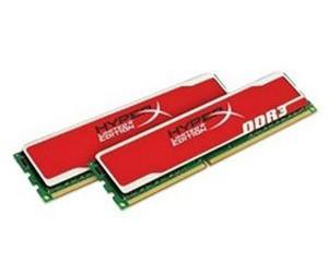 金士顿骇客神条 8GB DDR3 1600(KHX1600C9D3B1RK2/8GX)图片