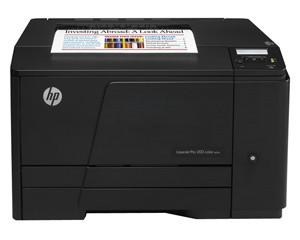 惠普 LaserJet Pro 200 Color M251n