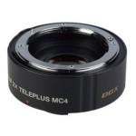 肯高MC4 AF 2.0 DGX 增倍镜 索尼卡口(黑色) 镜头&滤镜/肯高