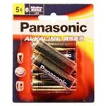 松下 LR6BCH/6B 碱性5号电池 6粒装 数码配件/松下