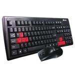 达尔优TK502+TM056奔雷手普通套装 键鼠套装/达尔优