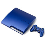 索尼 PS3 slim GT5限定版(160GB)