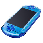 索尼 PSP-3000 天空/海洋蓝限量版 游戏机/索尼