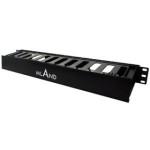 AMP 机架式水平理线架(CM1000VMD-10) 机房布线/AMP