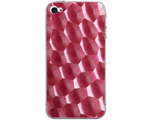 萝莉iphone4/4S 3D立体双面贴膜 CS001图片